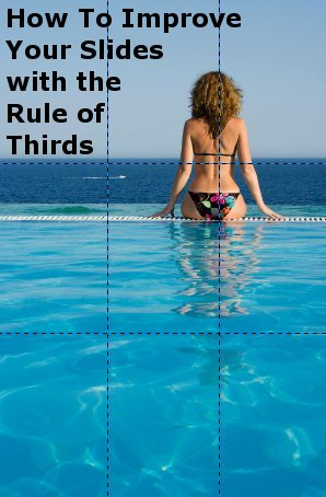 How to Improve Your Slides with the Rule of Thirds