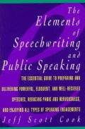 elements-of-speechwriting-and-speaking