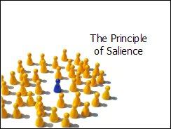 PowerPoint - Principle of Salience