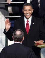 Barack Obama - <i>Presidential Inaugural Address</i>