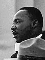 hows does martin luther king jr use pathos in his speech
