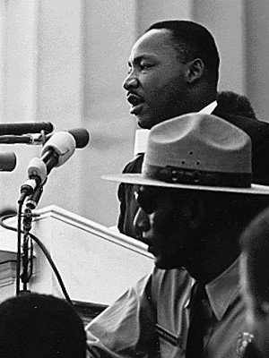 Martin Luther King Jr. - I Have a Dream - Speech Critique
