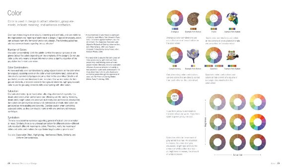 Color Principle Of Design : Book review universal principles of design