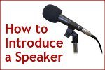 How to Introduce a Speaker: 16 Essential Tips for Success