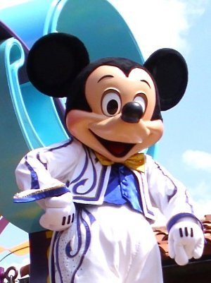What can Mickey Mouse Teach You about Public Speaking?