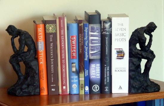 Coolest bookends in the world!