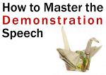 demonstration-speech-preview