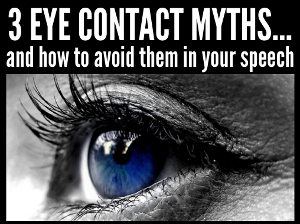 Heard these eye contact myths lately?