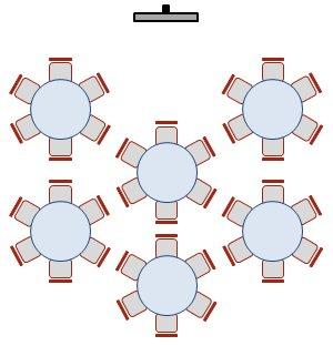 banquet-style-seating-arrangement-presentation-training