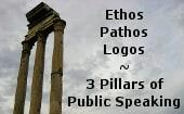 Ethos, Pathos, Logos: 3 Pillars of Public Speaking