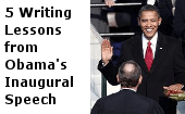 5 Speechwriting Lessons from Obama&#8217;s Inaugural Speech